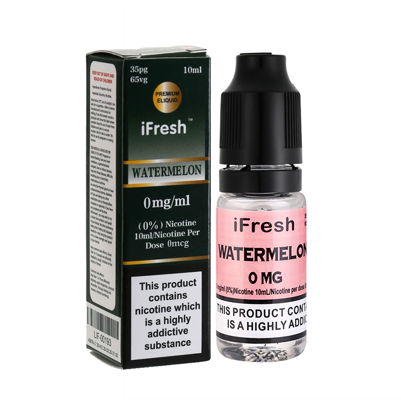 Ifresh Original Watermelon Sensation E Liquid-10ml-0mg