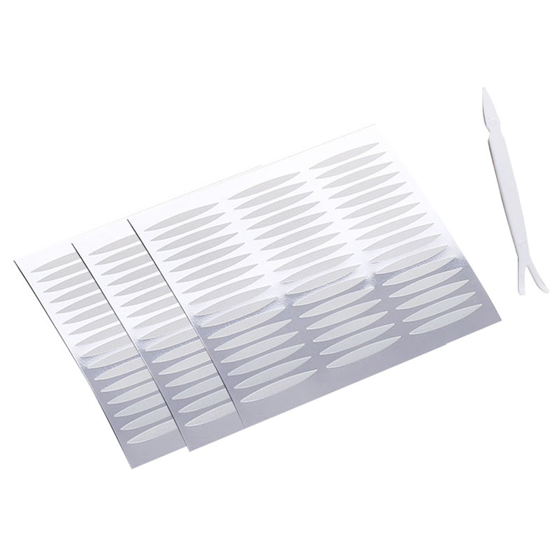 72 Pairs Invisible Double Eyelid Tape Eye Lift Strips Adhesive Stickers Makeup Tool - MXE-C003