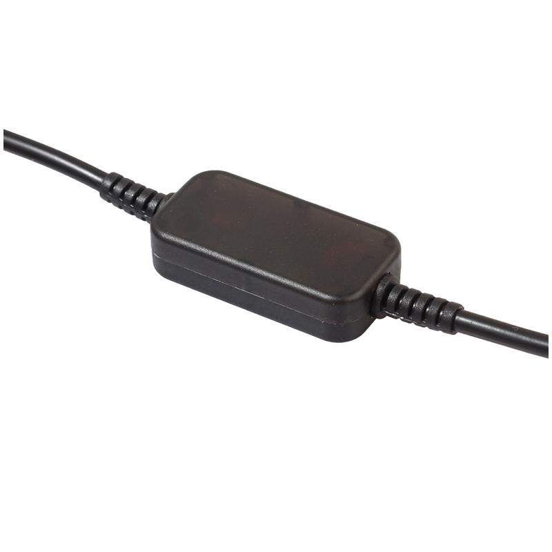 USB Port to 12V Car Cigarette Lighter Socket Female Converter Adapter Cable