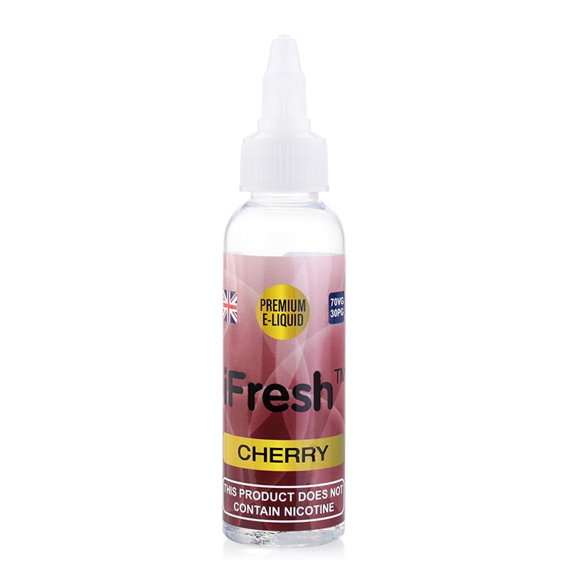 Ifresh Nicotine Free E Liquid-Cherry Flavours-50ml