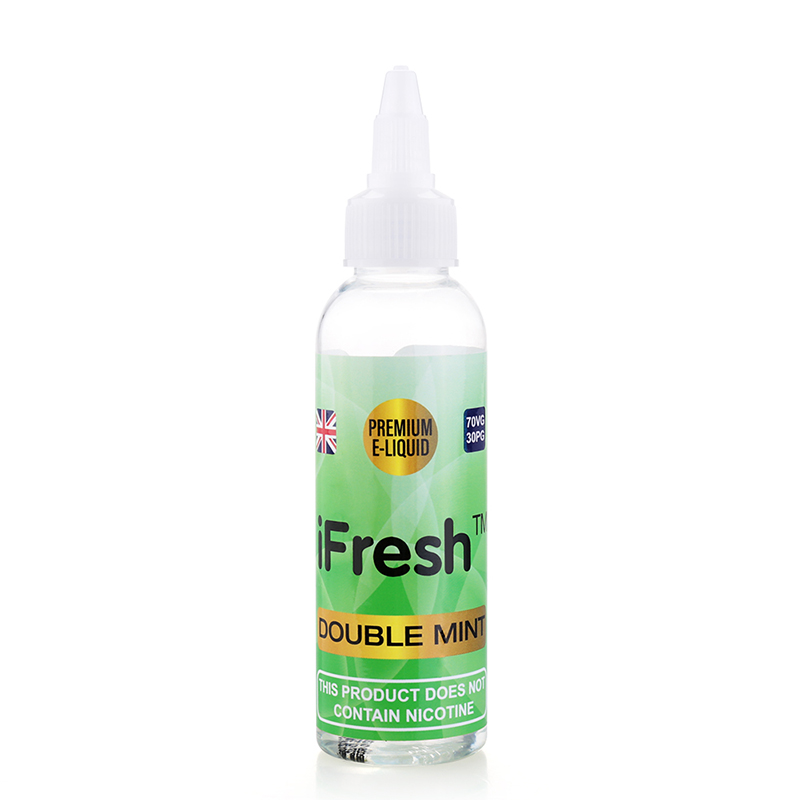 Ifresh Nicotine Free E Liquid-DoubleMint Flavours-50ml