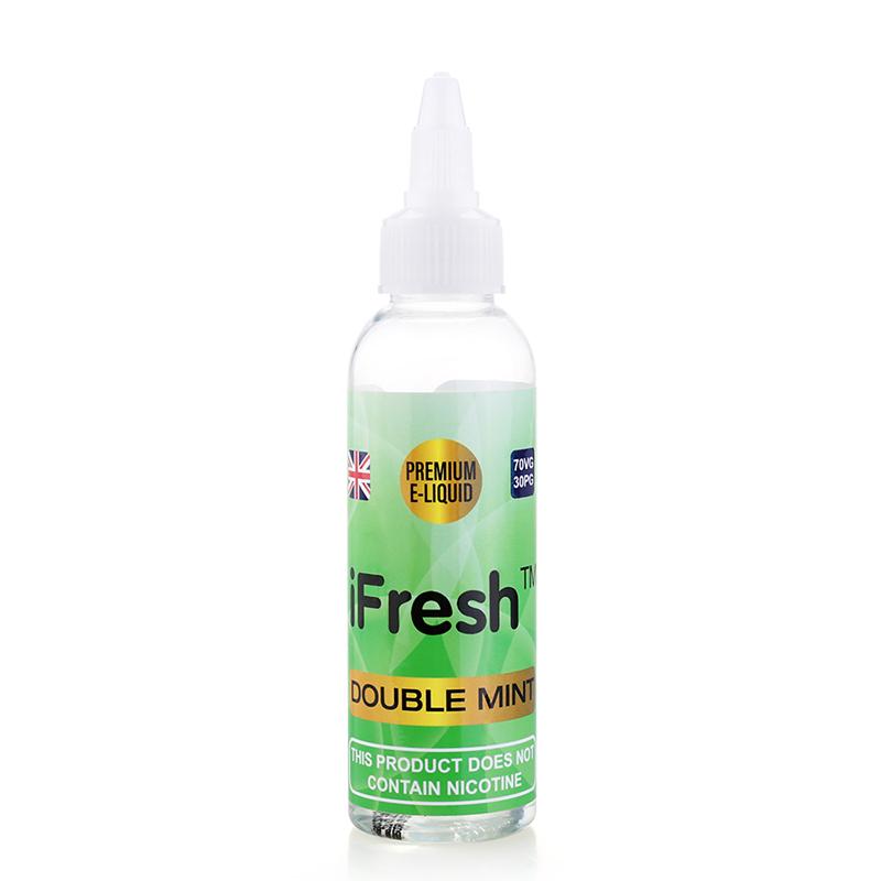 Ifresh Nicotine Free E Liquid-DoubleMint Flavours-50ml