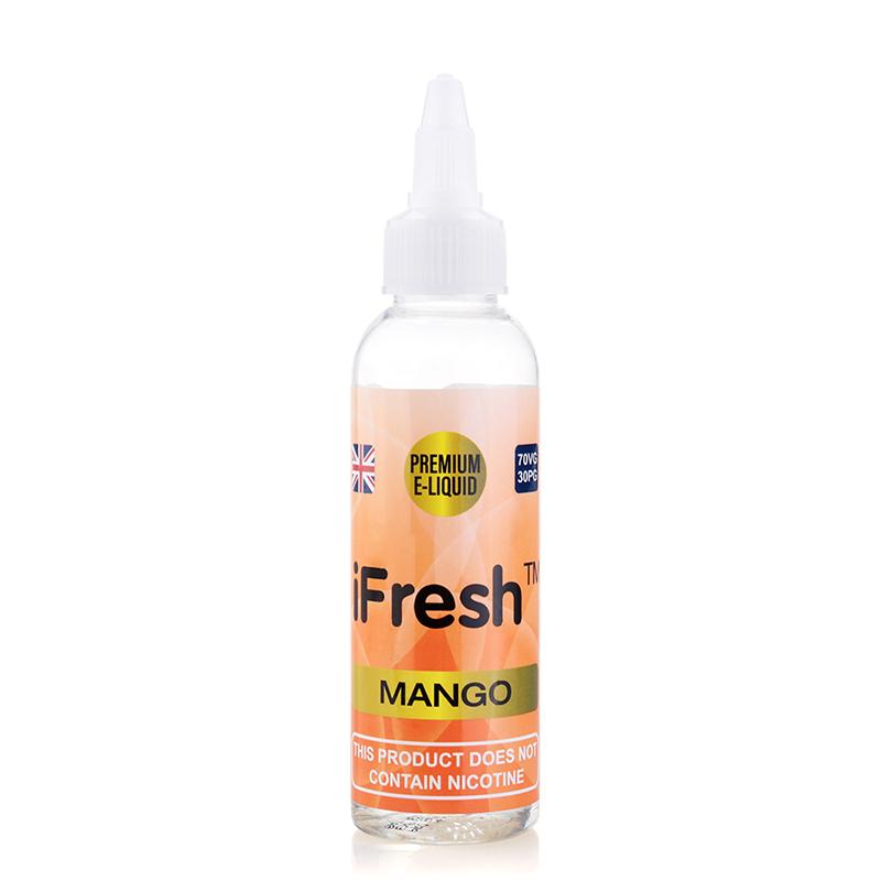 Ifresh Nicotine Free E Liquid-Mango Flavours-50ml