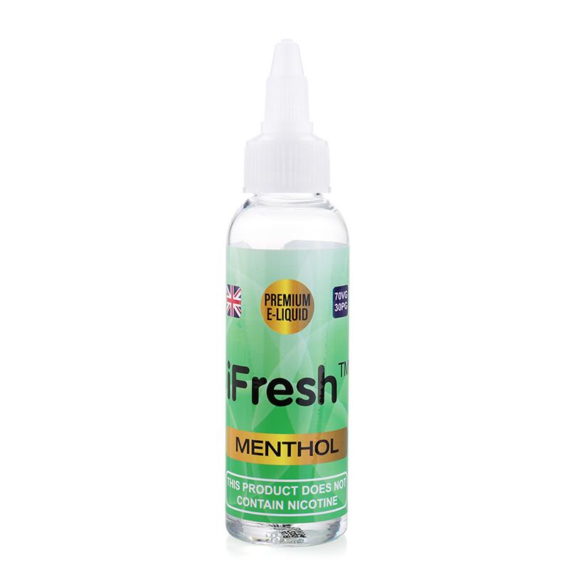 Ifresh Nicotine Free E Liquid-Menthol Flavours-50ml