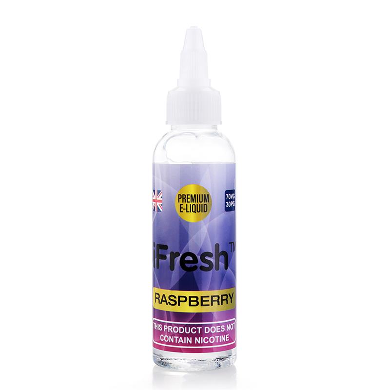 Ifresh Nicotine Free E Liquid-Raspberry Flavours-50ml