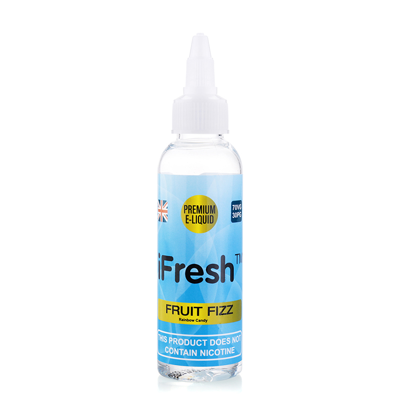 Ifresh Nicotine Free E Liquid-Fruit Fizz Flavours-50ml