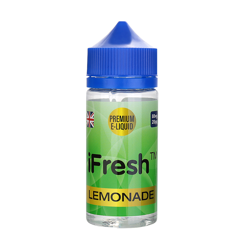 Ifresh E Liquid-Lemonade Flavour-0mg-80ml