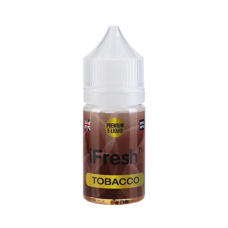 Ifresh E Liquid-Tobacco Flavours-25ml-0mg