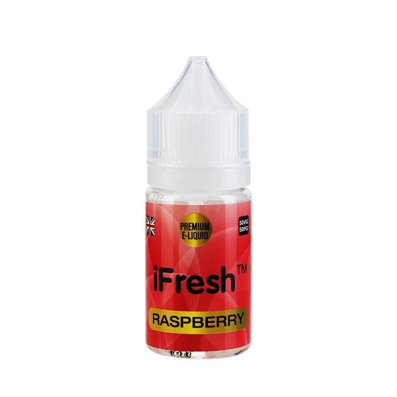 Ifresh E Liquid-Raspberry Flavours-25ml-0mg