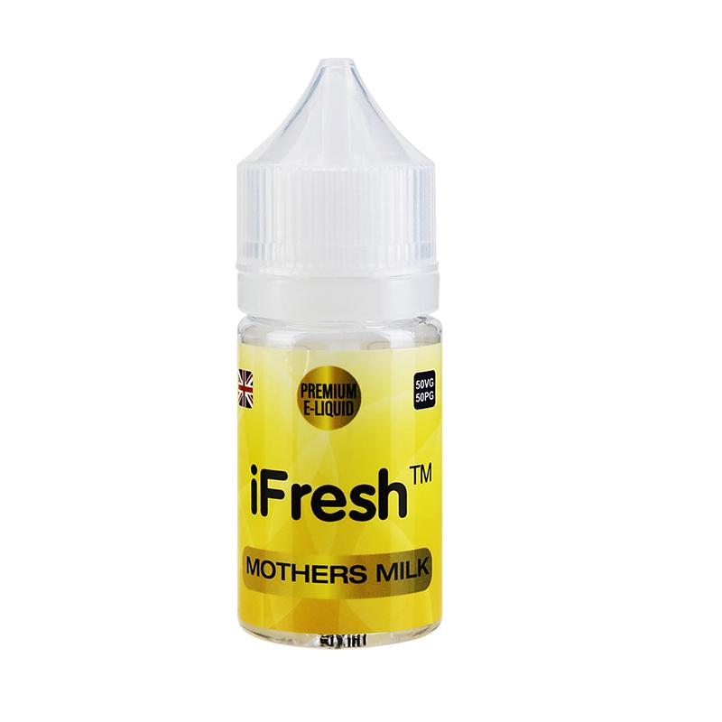 Ifresh E Liquid-Mothers Milk Flavours-25ml-0mg