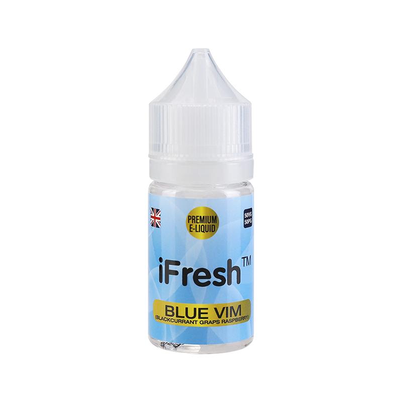 Ifresh E Liquid-Blue Vim Flavours-25ml-0mg