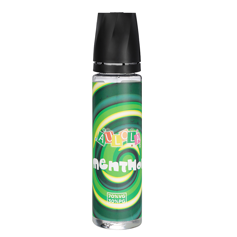 Aulola UK E Liquid-Menthol Flavours-0mg-50ml