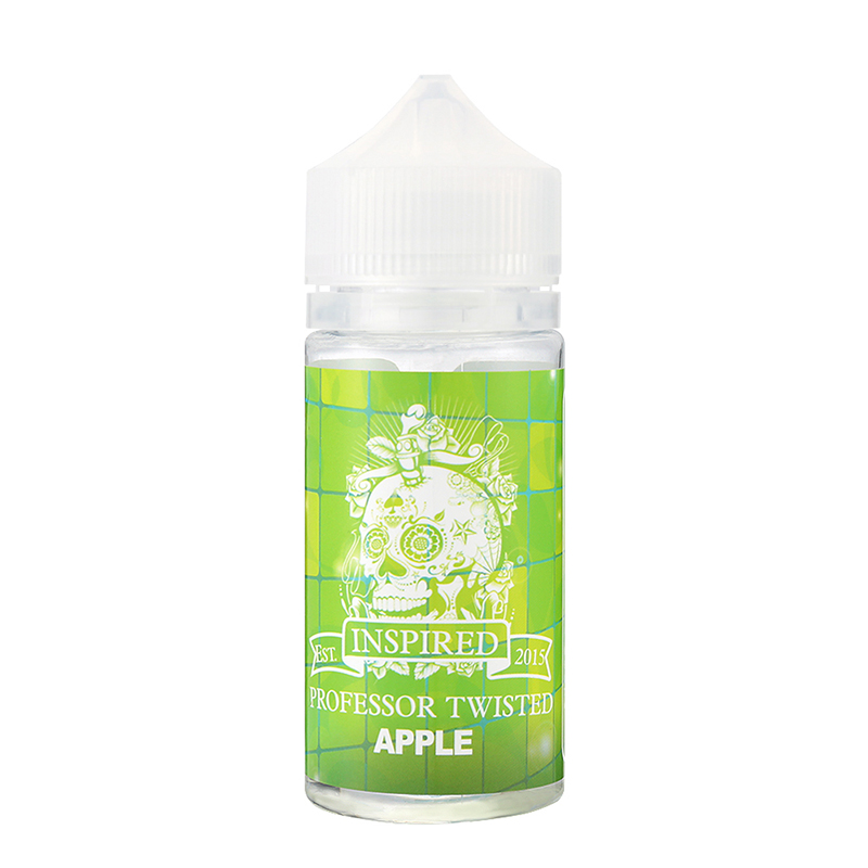 80ML Professor Twisted Fruity E-Liquid E Juice-Apple Flavours