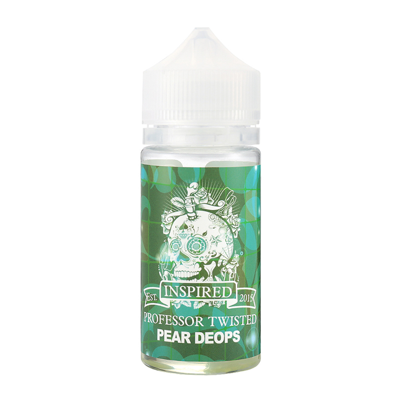 80ML Professor Twisted Fruity E-Liquid E Juice-Pear Drops Flavours