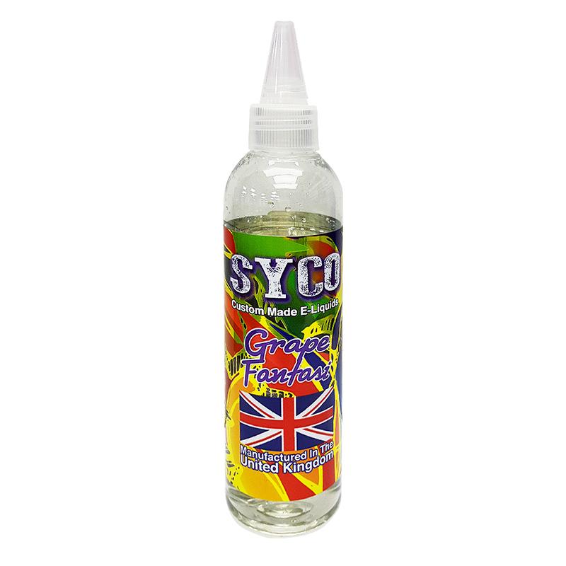 SYCO 100ML E-Liquid 70VG E Juice-Grape Fantasi Flavours