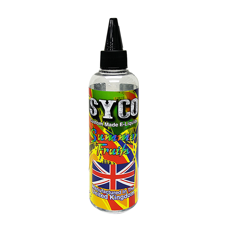 SYCO 100ML E-Liquid 70VG E Juice-Summer Fruits Flavours