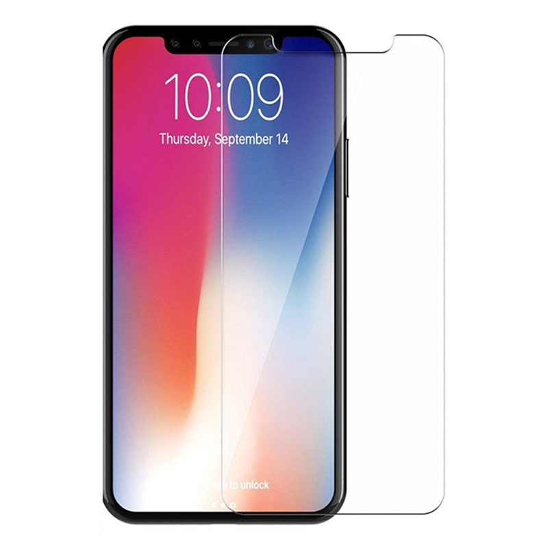 Ultra-Thin HD Clear 9H Shockproof Tempered Glass Screen Protector Film for iPhone XS Max