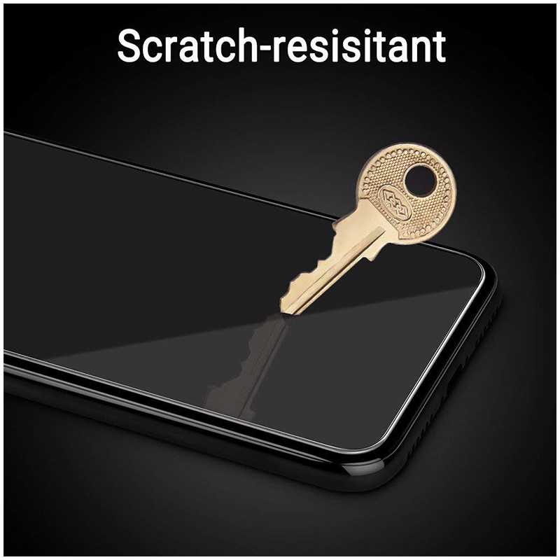 Anti-Scratch Shockproof 2.5D Thin HD Tempered Glass Screen Protector Film for iPhone XR/iPhone 11