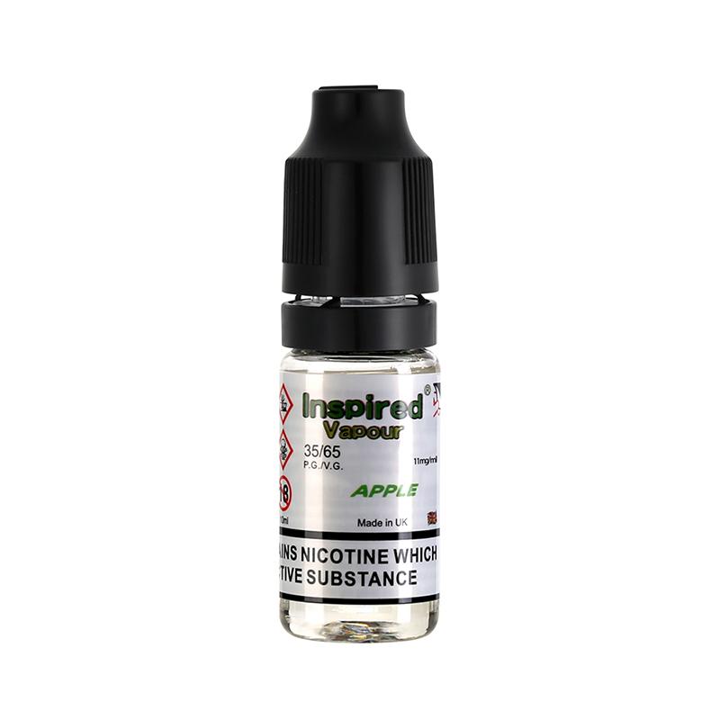 Inspired-Apple Flavours E-Liquid-11mg-10ml