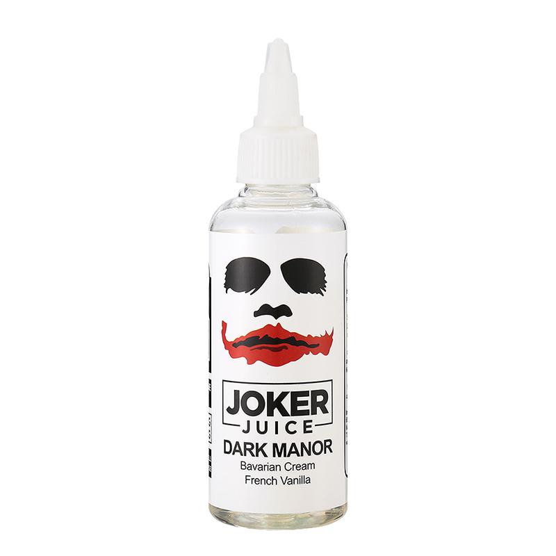 80ML Joker Juice E Juice Dark Manor Flavours Nicotine Free Eliquid