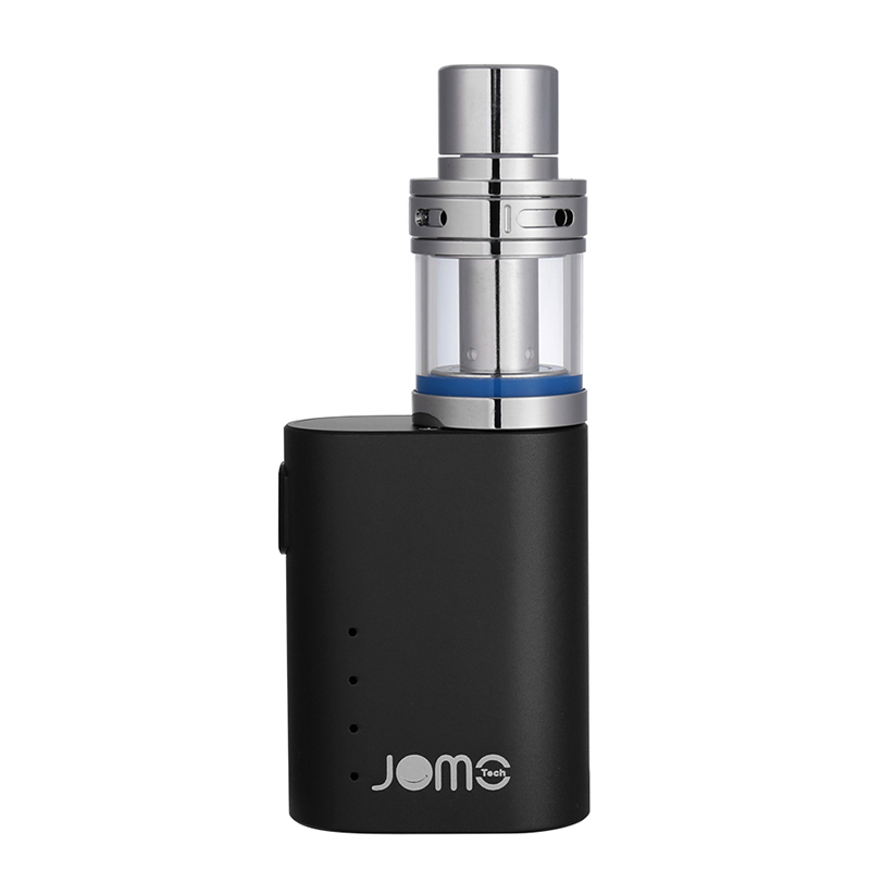 E-cig Full Starter Kit Lite Mini E-cigarette Vape Kit - Black