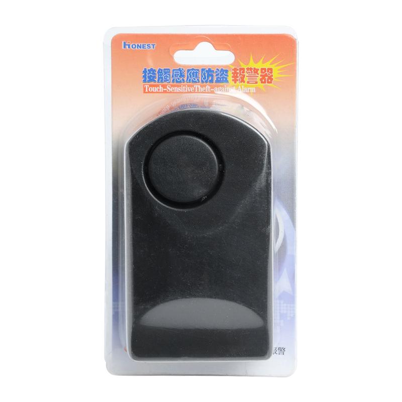Portable Door Handle Touch Sensor Alarm 120dB Anti-theft Scaring Door Security Siren for Home Hotel