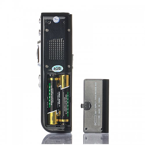 4GB Recording Pen Dictaphone Digital Voice Recorder with MP3 Player