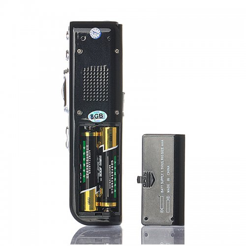 8GB Recording Pen Dictaphone Digital Voice Recorder with MP3 Player