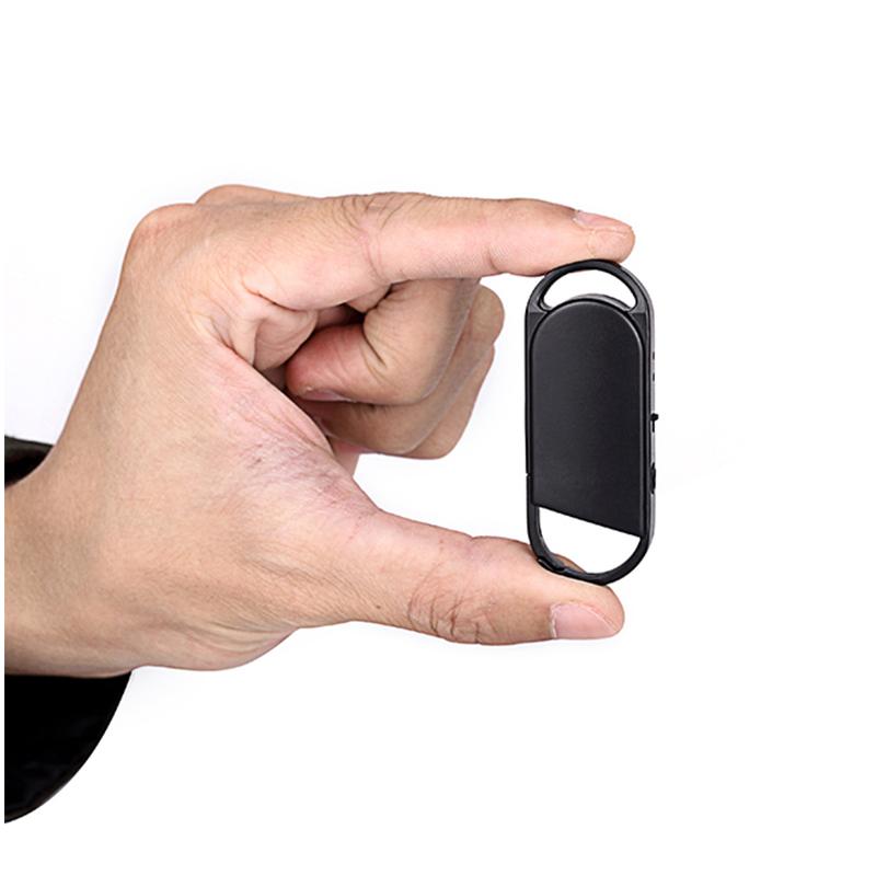 SK-008 8GB Portable Mini Key Chain Voice Recorder Sound Audio Professional Pen with MP3 Player