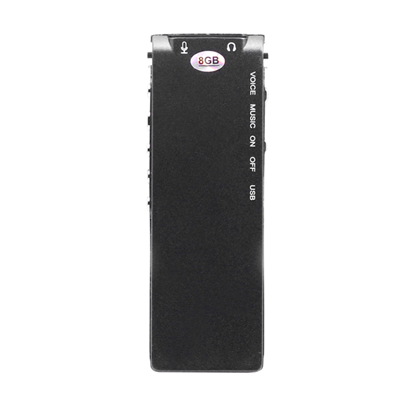 SK-016 8GB Portable Digital Sound Voice Recorder Pen Built-in Lithium Battery