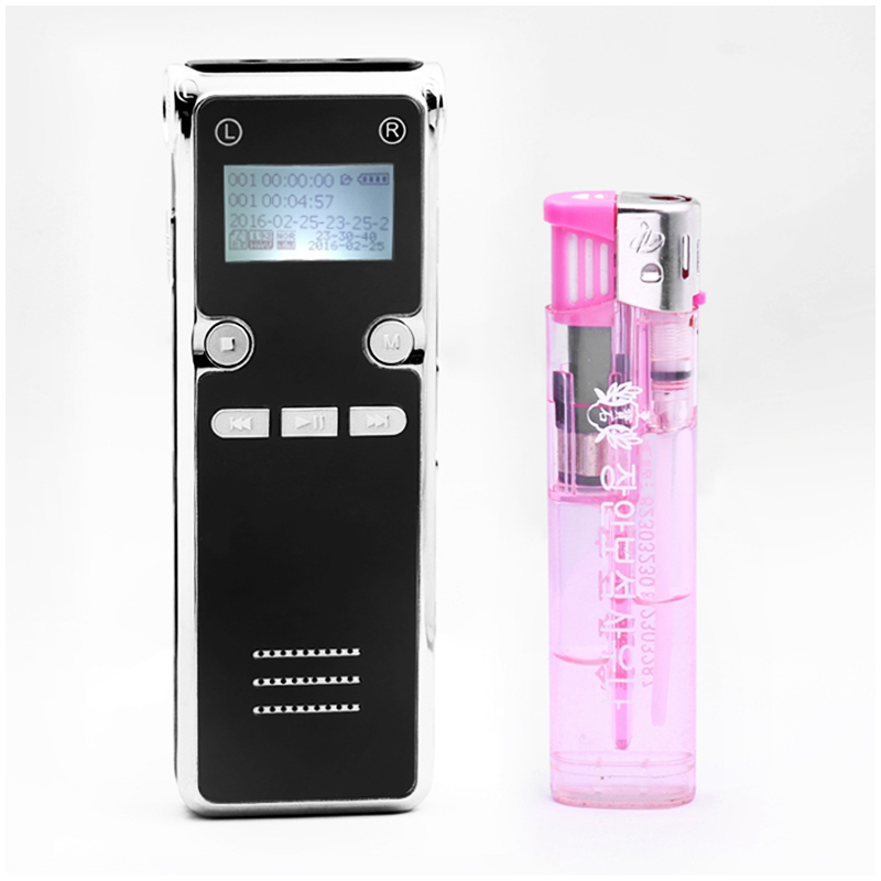 SK-303 8GB Portable USB Dictaphone Digital Audio Voice Recorder Built-in Lithium Battery