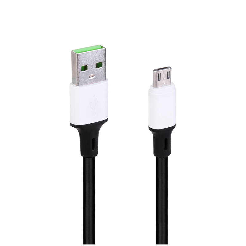 1m Micro USB Android Charger Cable - Black