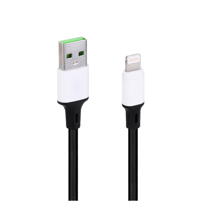 1m USB Charging Cable for iPhone/iPad air/iPad mini/iPad Pro - Black