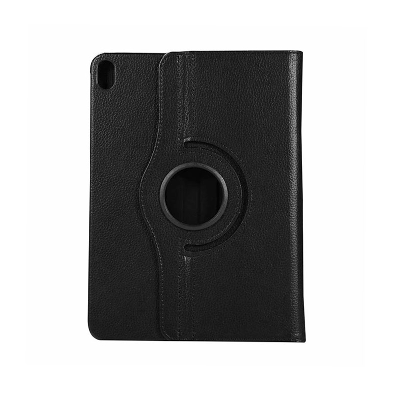 """360 Degree Rotating Smart Leather Stand Cover Case with Auto Sleep/Wake for Apple iPad Pro 12.9"""" 2018 - Black"""