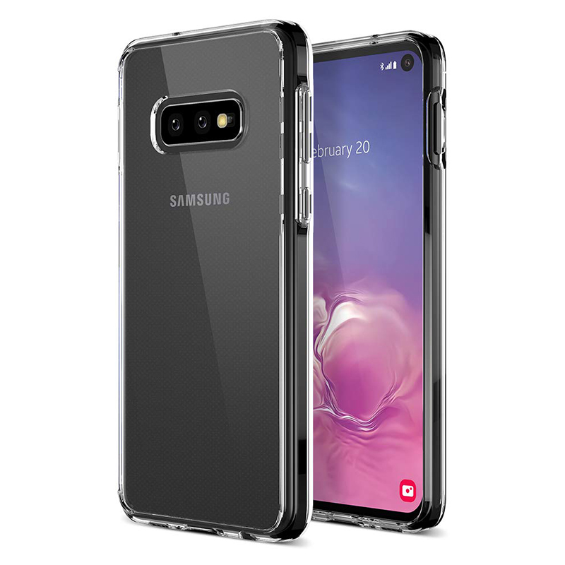 Ultra Thin Crystal Transparent Phone Back Case Soft TPU Phone Cover for Samsung Galaxy S10e