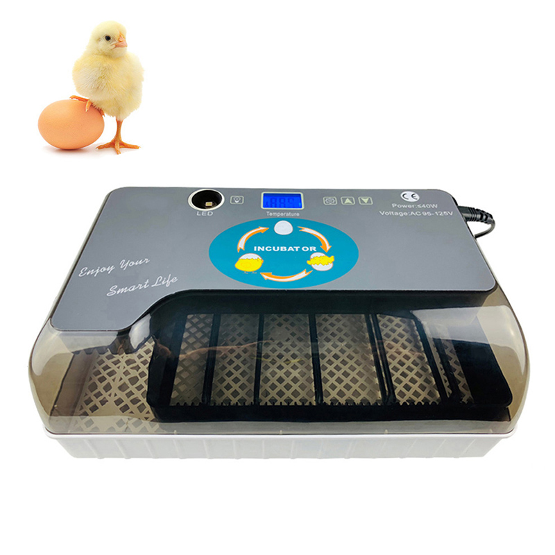 Digital Egg Incubator Automatic Egg Hatcher Chicken Birds Quail Brooder Incubator