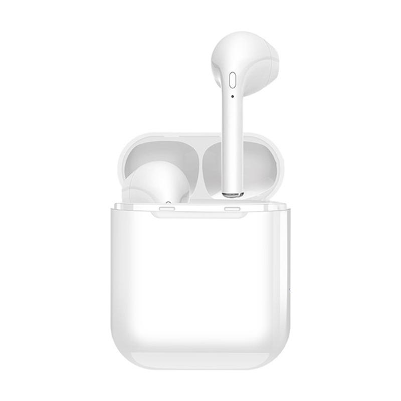 i11 TWS Bluetooth 5.0 Wireless Earphone Headphones In Ear Music Earbuds Mini Earpieces - White