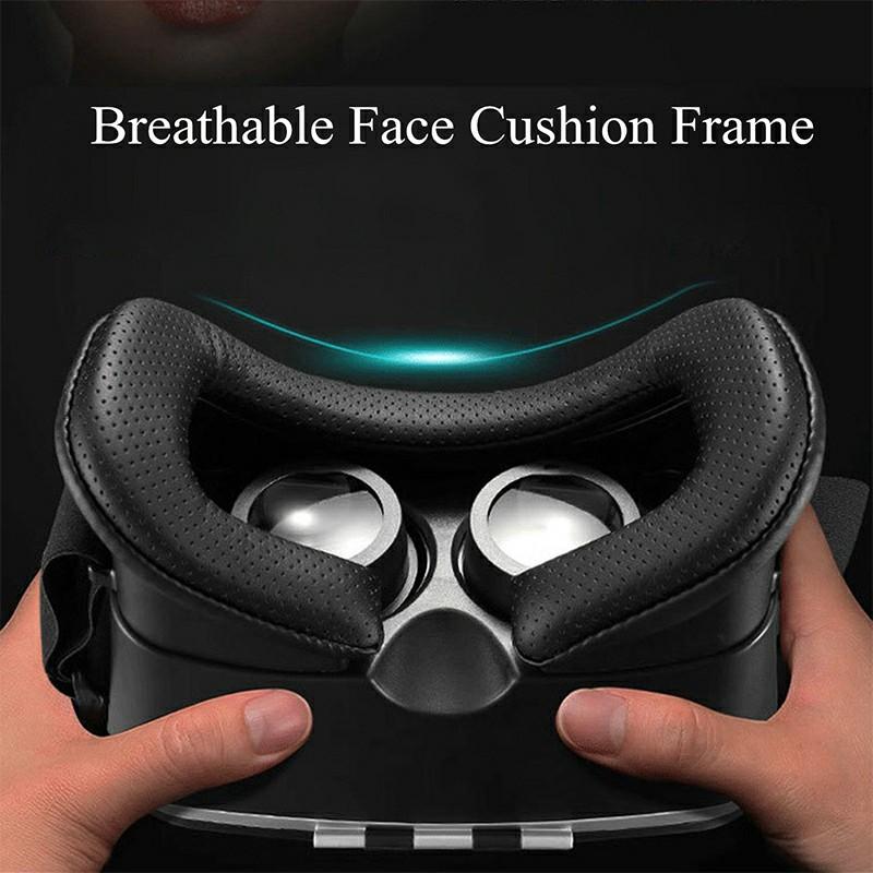 3D Virtual Reality Headset Smart VR Glasses Mobile Phone 3D Home Theater Game VR Helmet
