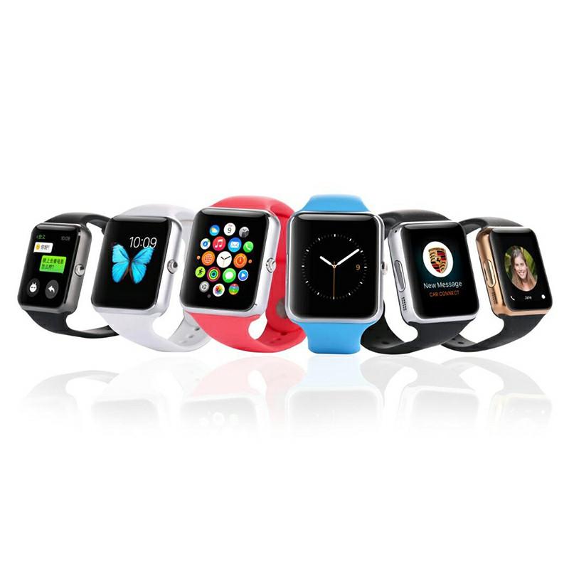 Q7SP Smart Watch Sport Bracelet Fitness Tracker IPS Calories Sleep Monitor Call Reminder Wrist Band - Blue