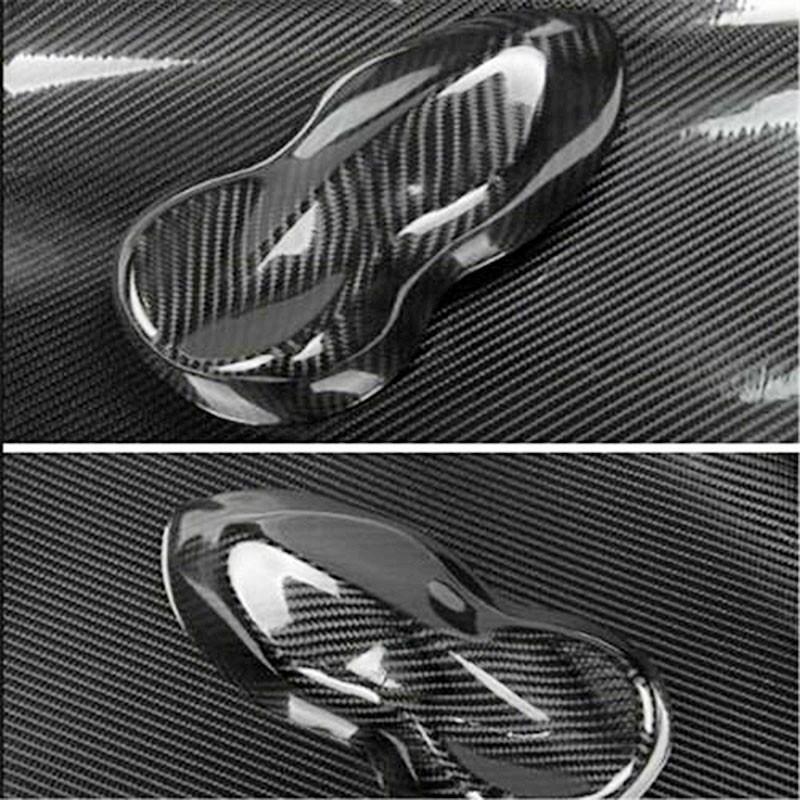 5D Carbon Fiber Vinyl Wrap Sheet Film Sticker Car Wrap Auto Film - 150 x 50CM