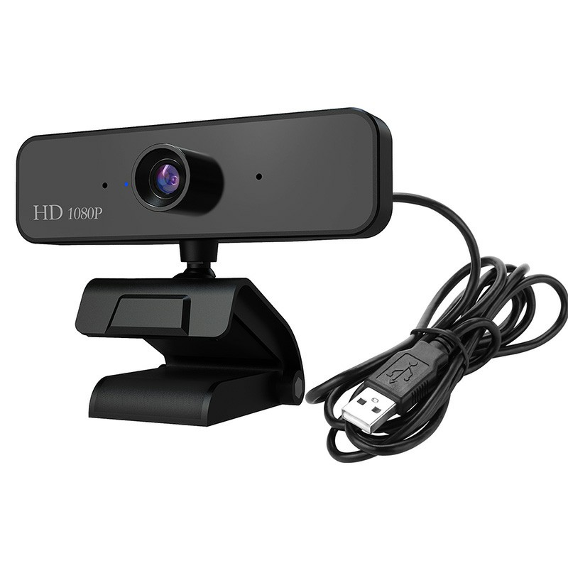 S2 Web Camera 1080P Full HD Live Streaming Webcam Computer Camera Built-in Microphone Support Video Meeting
