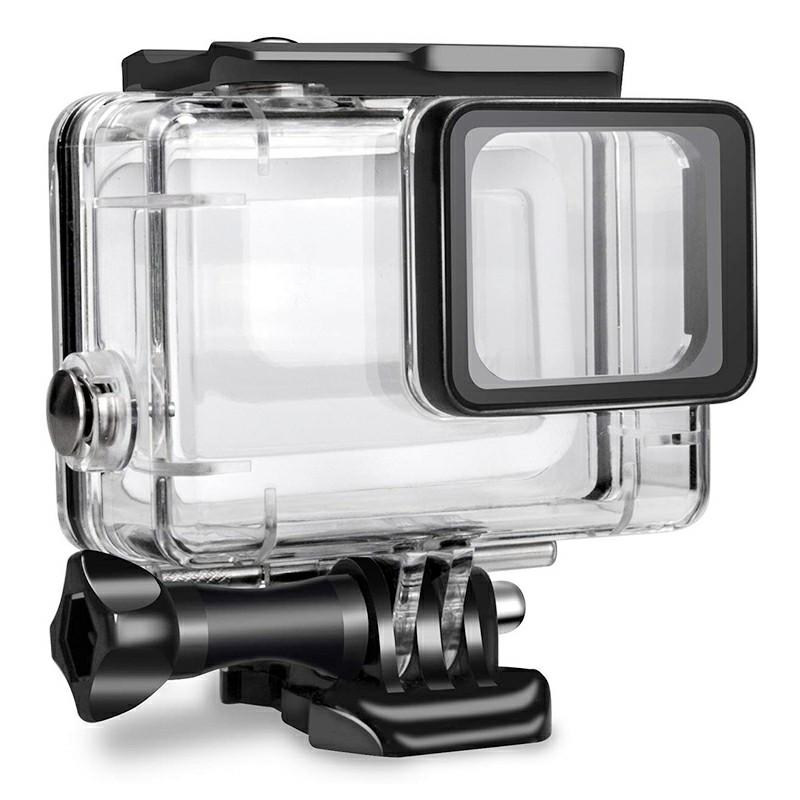 Replacement Diving Case Waterproof Housing Case Cover for GoPro Hero(2018) 7/6/5 - Underwater 45 Meters