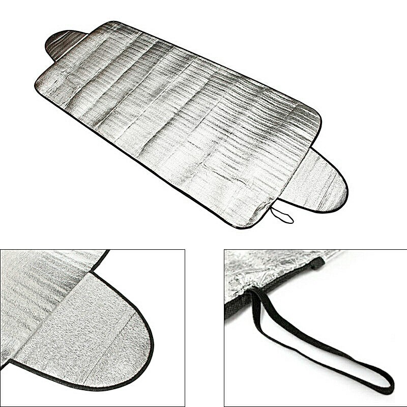 Car Windscreen Windshield Frost Cover Ice Snow Shield Front Window Protector Sunshade Cover