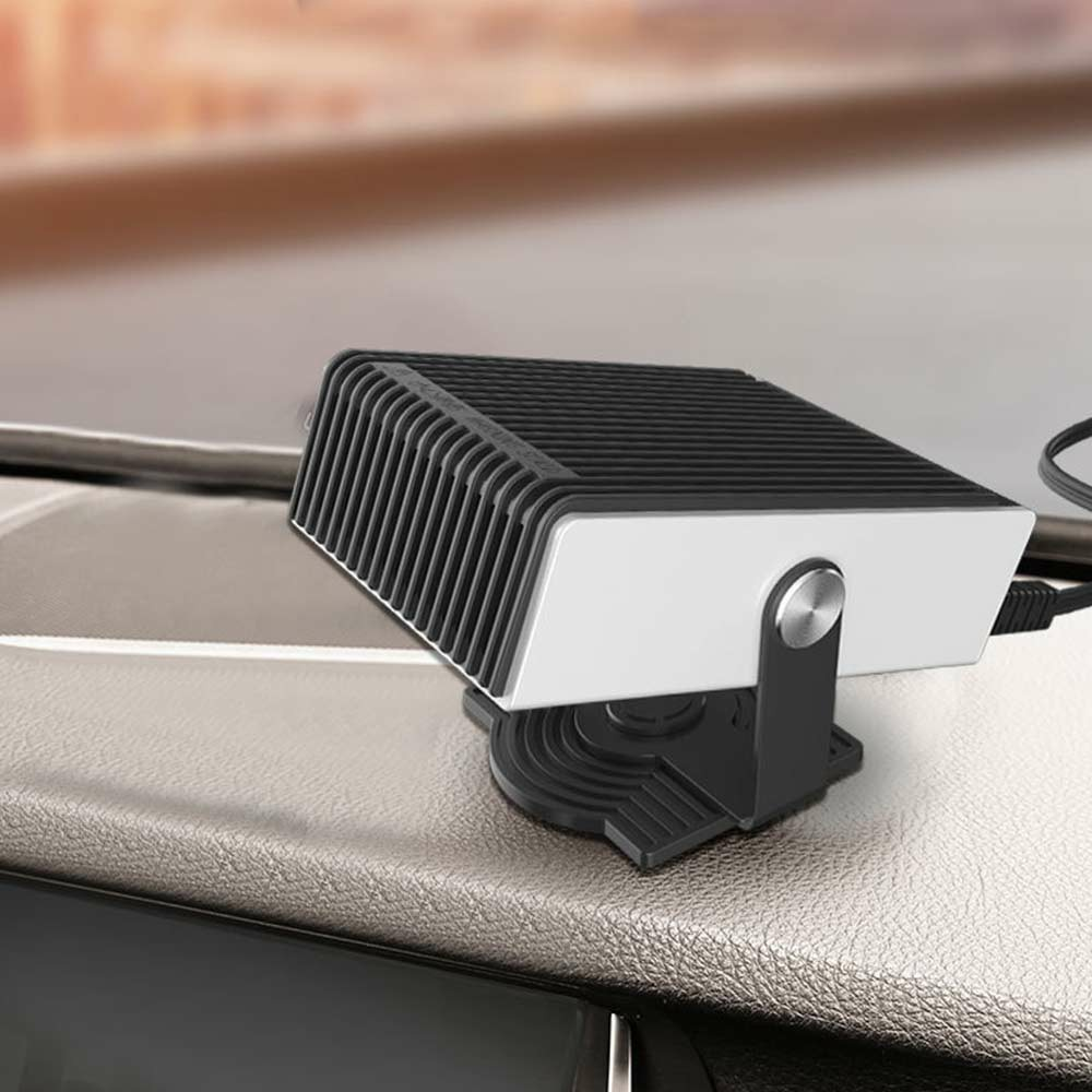 12V 300W Car Auto Heater Fan and Cooler Dryer Demister Defroster 2 in 1 Cool and Hot Warms Fan