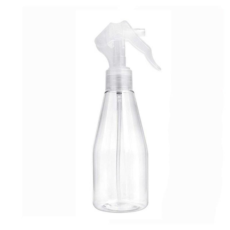 MCOMCE Spray Bottle Leakproof Sprayer for Hair Cleaning Gardening Disinfection Alcohol Dispensing Bottle 200ml