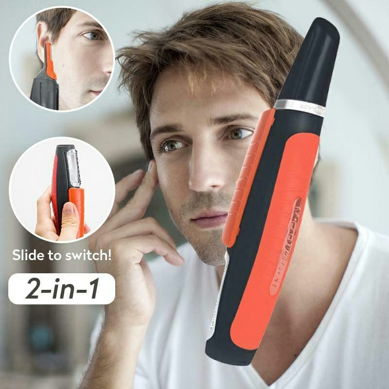 Men MicroTouch Switchblade Hair Trimmer Shaver Remover Clipper Razor Dual Ends Available