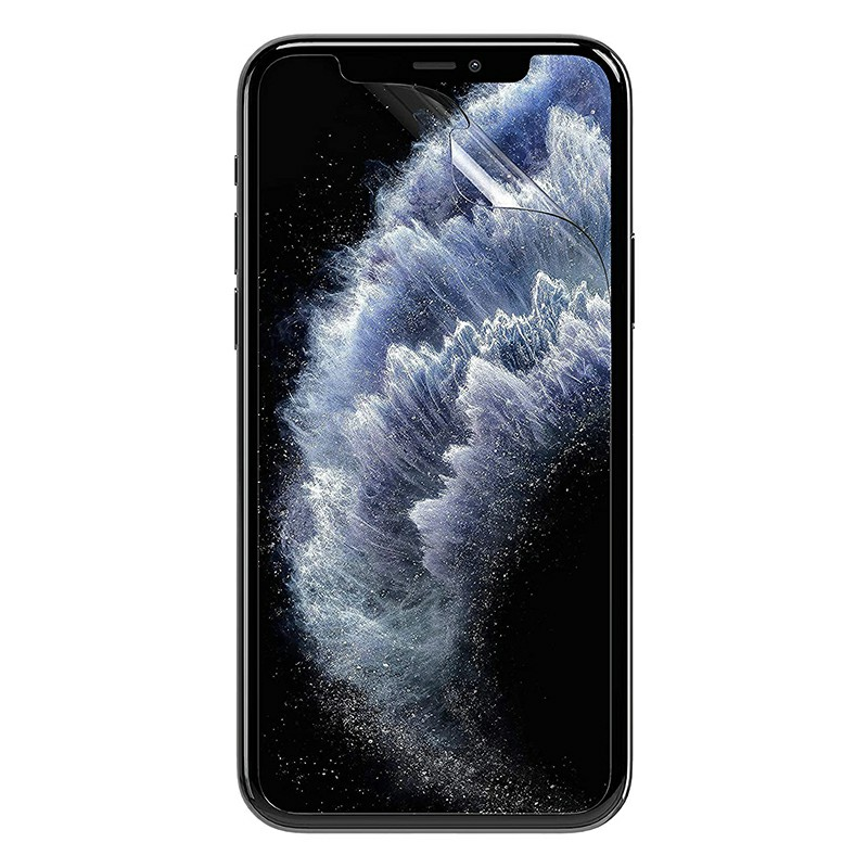 Highly Clear Nano Film Screen Protector Anti-glare Film for iPhone XS Max/11 Pro Max