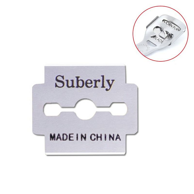 1 pcs Foot Callus Dead Skin Planing Blades Knives for Foot Pedicure Tool