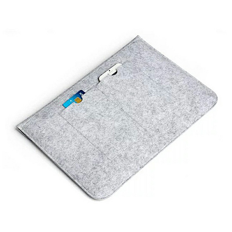 11.6 Inch Sleeve Felt Laptop Protective Case for MacBook Pro and iPad