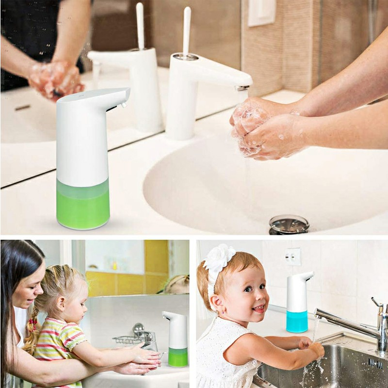 Automatic Touchless Infrared Sensor Foam Soap Dispenser